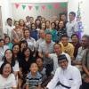 Misa Kunjungan Pastoral Romo Bimo,OSC ke Lingkungan St.Eduardus Nusa Loka 7 Januari 2020